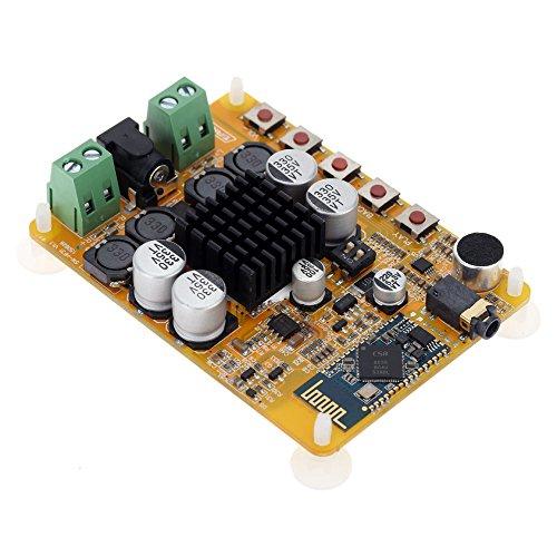 KKmoon TDA7492 Wireless BT 4.0 2 * 50W 2 canali Ricevitore Audio Stereo Digitale modulo Amplificatore a Bordo ¡