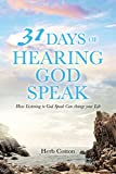 31 Days of Hearing God Speak