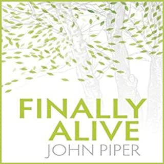 Finally Alive audiobook cover art
