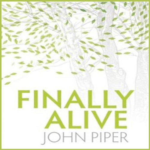 Finally Alive cover art