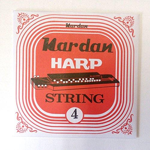 ナルダン 大正琴弦 レギュラー弦 バラ弦 4番線(細巻線)