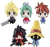 Square Enix Final Fantasy Trading Arts Vol. 2 Random Blind Box Mini Figure Set of 6 Action Figure