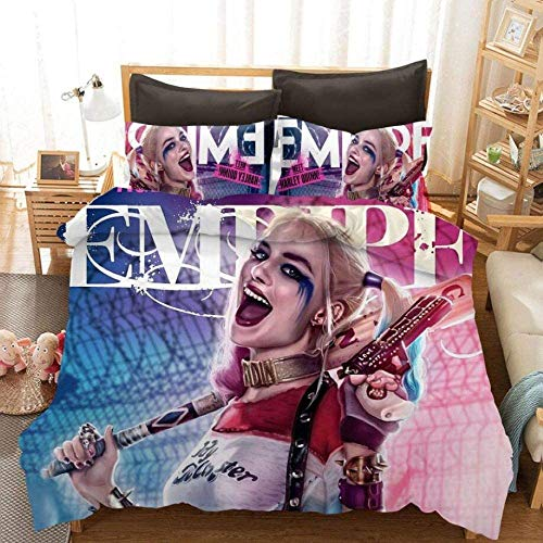 516iOxTI9BL Harley Quinn Bed Sets