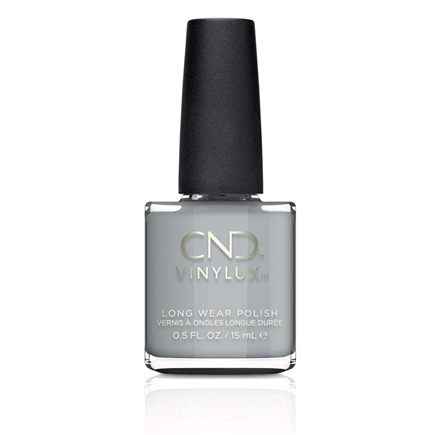 プロット笑あたたかいCND Vinylux Nail Polish - Fall 2017 Glacial Illusion Collection - Mystic Slate - 0.5oz / 15ml