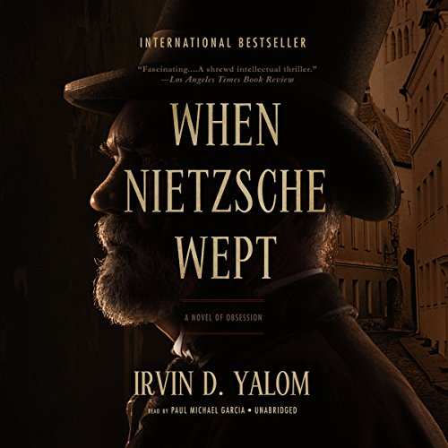 When Nietzsche Wept audiobook cover art