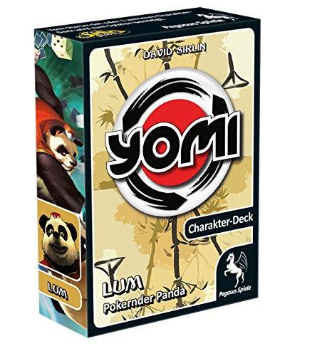 Pegasus Spiele 17433G - Yomi Einzeldeck Lum