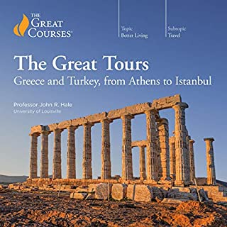 Great Tours: Greece and Turkey, from Athens to Istanbul cover art