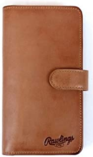 Rawlings Unisex Univeral Magnetic Leather Phone Wallet With Tab