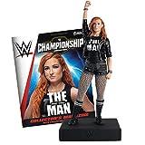 Collezione Hero Collector WWE Championship | Becky Lynch con la rivista Numero 25 di Eaglemoss