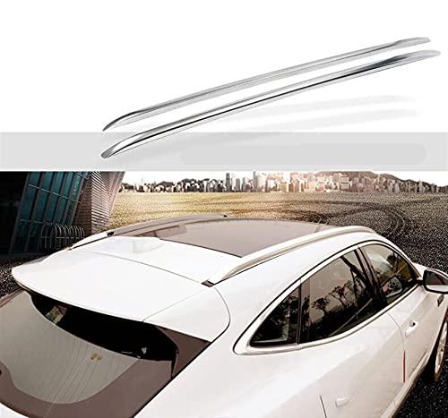 XIAOZHIWEN Barras de Barras de Barras de Barras de Barras de Techo de automóviles Barras de Barras Top Barras de Barras Cajas de riel para BMW X5 E70 2007-2013