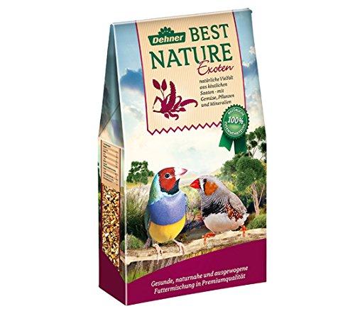 Dehner Best Nature Vogelfutter, Exotenfutter, 2.5 kg
