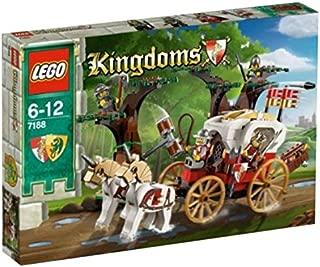 レゴ (LEGO) キングダム 王様の馬車を待ちぶせ 7188