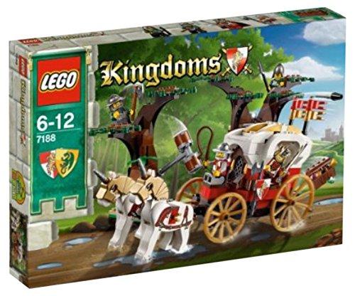 LEGO Kingdoms 7188 - Angriff auf die Königskutsche