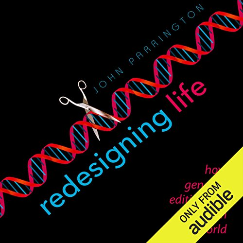 Redesigning Life audiobook cover art