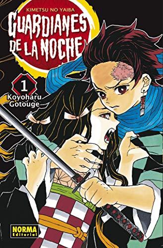GUARDIANES DE LA NOCHE 01