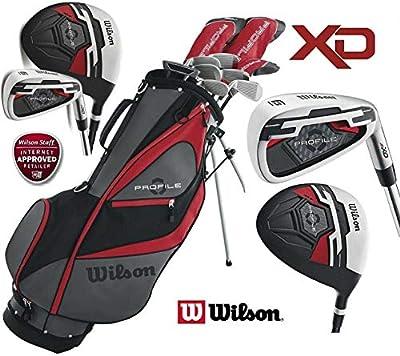Juego golf Wilson X31
