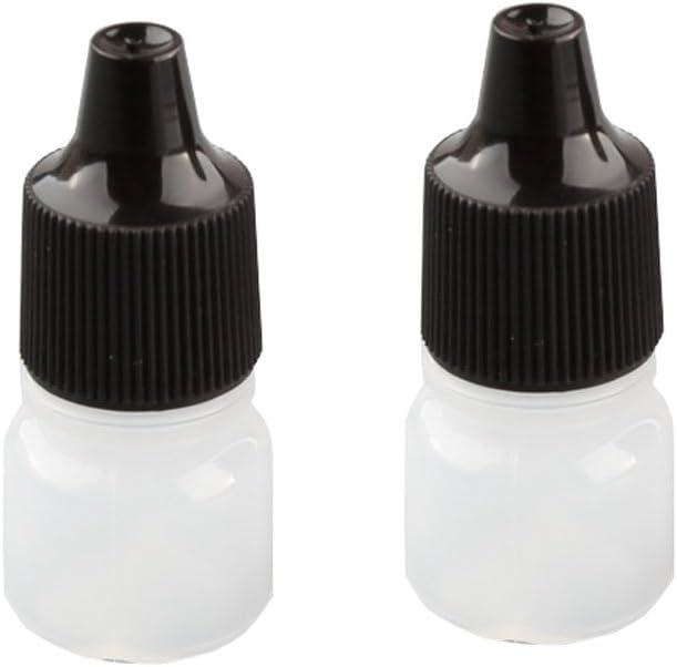 5ml 50pcs Empty Plastic Dropper Bla Bottles Latest Ranking TOP14 item with dropping Bottle