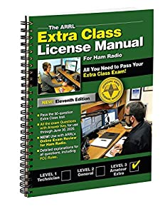 The ARRL Extra Class License Manual ...