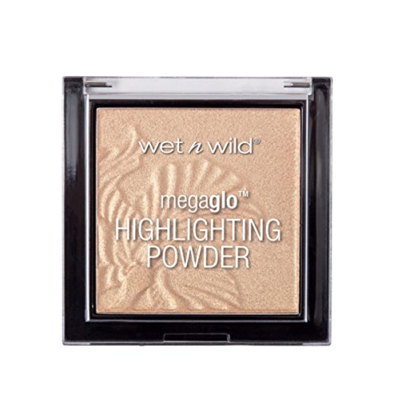 加入噛む魅惑的な(3 Pack) WET N WILD MegaGlo Highlighting Powder - Golden Flower Crown (並行輸入品)