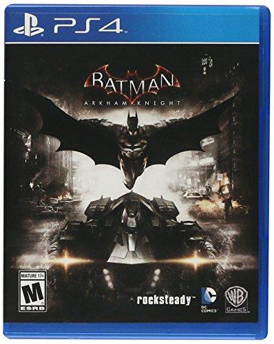 Jogo Batman Arkham Knight - Ps4 Mídia Física Usado