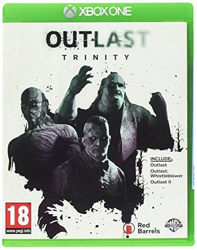 Outlast Trinity - Xbox One [Importación italiana]