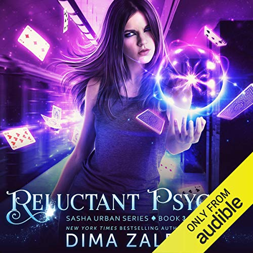 Reluctant Psychic cover art