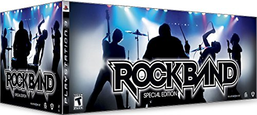 Rockband Playstation 2 PS3 Special Edition Complete