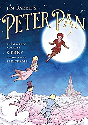 J.M. Barrie's Peter Pan: The Graphic Novel