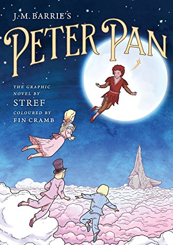 J. M. Barries Peter Pan: The Graphic Novel