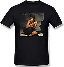 Shayprove Man Print with Anita Baker Rapture Fashion Short Sleeve T Shirts