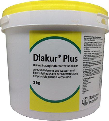 Boehringer Ingelheim Diakur Plus Pulver Vet, 1er Pack (1 x 3 kg)