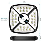 [Upgrade] Patio Umbrella Light 32LED Parasol Wireless Mate Super Bright Parasol with 2 Lighting Modes and USB… 3
