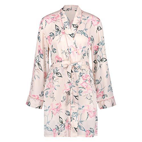 HUNKEMÖLLER Kimono Woven Beige XL/XXL