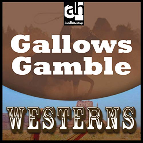 Gallows Gamble  By  cover art