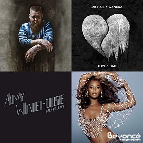 50 hits del R&B y la música Soul