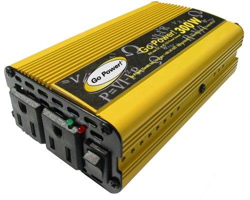 Go Power! GP-300 300-Watt Modified Sine Wave Inverter
