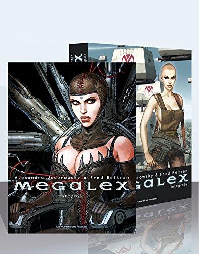 Megalex intégrale sous coffret (HUMANO.SCIE.FIC)