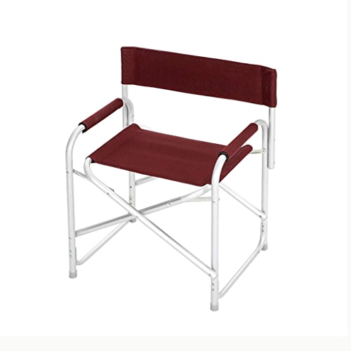 GCHF Dossier extérieur Chaise Pliante Chaise Longue portative Chaise de pêche Chaise Sketch Chaise de Direction