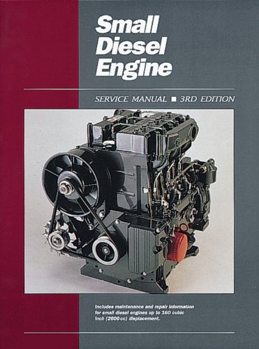 Small Diesel Engine: Service Manual