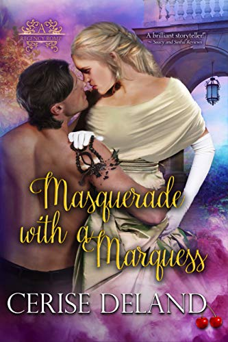 Masquerade With A Marquess by Cerise DeLand ebook deal