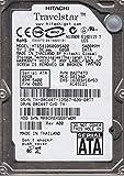 HTS541060G9SA00, PN 0A27473, MLC DA1340, Hitachi 60 GB SATA 2.5 disco duro (reacondicionado certificado)