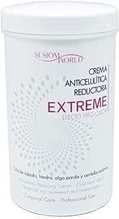 CREMA EXTREME ANTICELULITICA REDUCTORA Efecto Frío-Calor