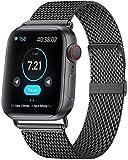 VIKATech Bracelet de Remplacement Compatible avec Apple Watch Bracelet 44mm 42mm 40mm 38mm, Bracelets de Rechange Smartwatch avec...