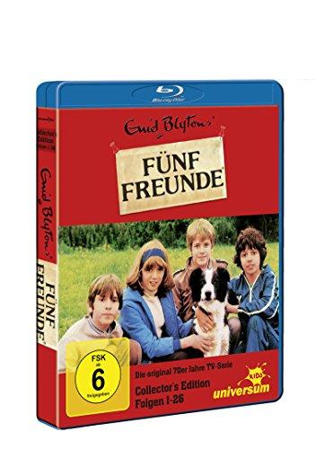 Fünf Freunde - Gesambox [Blu-ray]