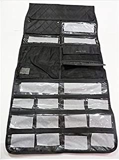 Mary Kay Hanging Doubled Sided Organizer Black 18 x 32