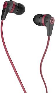 Skullcandy SCS2IKDZ-010 Ink'd 2.0 in-ear hoofdtelefoon zwart/rood