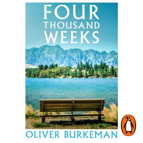 Four Thousand Weeks cover art