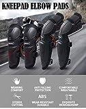 ETbotu Motorrad-Schutzausrüstung Schutzausrüstung Motorradschutz Motorradgarderobe...
