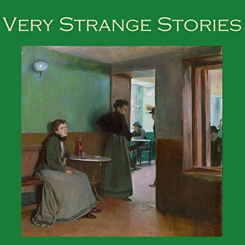 Very Strange Stories audiobook cover art