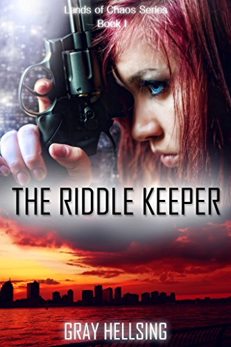 The Riddle Keeper (Lands of Chaos Book 1) (English Edition)